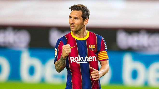 Trực tiếp bóng đá Celta Vigo vs Barcelona: Messi xin lỗi vì Messi đã chiến thắng