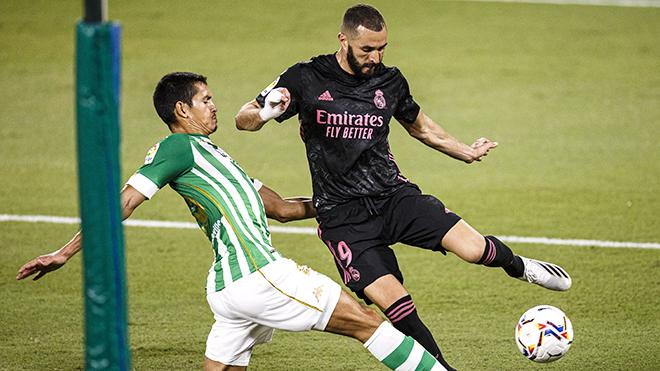Trực tiếp bóng đá Real Madrid vs Valladolid: Zidane đau đầu tìm đối tác cho Benzema