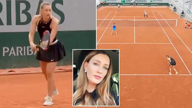 Ket qua Roland Garros, Kenin vs Kvitova, Kết quả Pháp mở rộng, Ket qua tennis, kết quả Kenin vs Kvitova, Kenin đấu với Kvitova, kết quả quần vợt, Pháp mở rộng, bán kết
