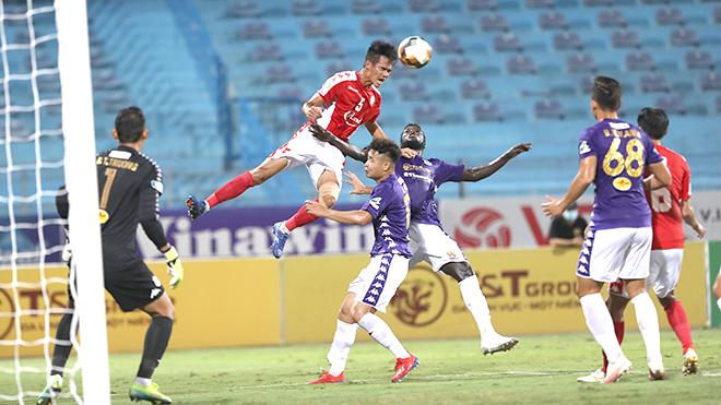 Vòng 1 giai đoạn 2 LS V-League 2020: Trật tự mới mà cũ