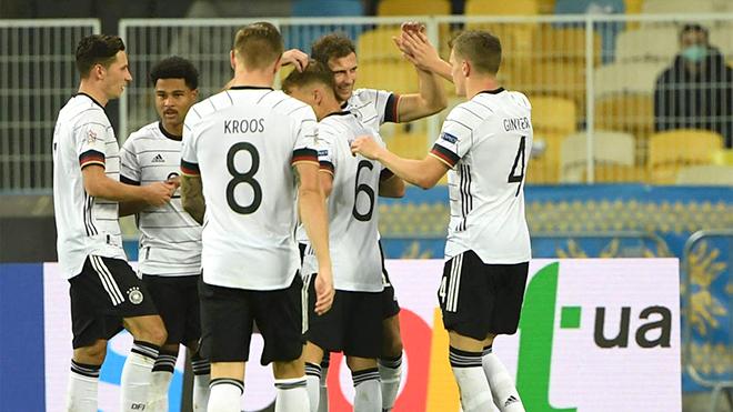Nations League: Tây Ban Nha, Đức cùng thắng nhọc