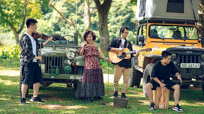 Ca sĩ Thái Thùy Linh: Say mê đi và hát, tôn thờ cuộc sống tự do