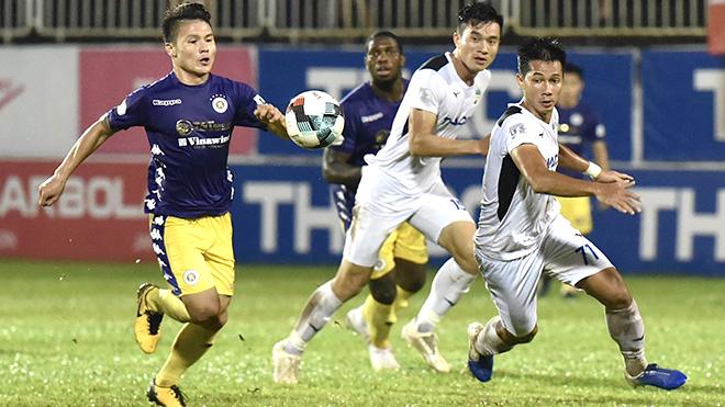 Hà Nội mạnh mẽ trở lại đường đua vô địch