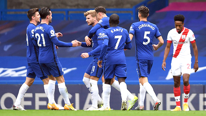 Trực tiếp Chelsea vs Sevilla: Vì đâu Chelsea kiểm soát trận đấu kém?