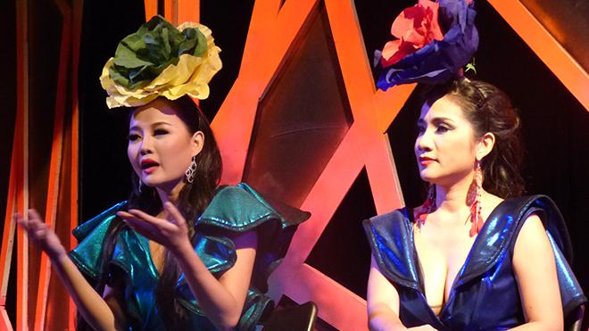 Những 'gánh hát lẻ' rất dễ thương của Sài Gòn phương Nam