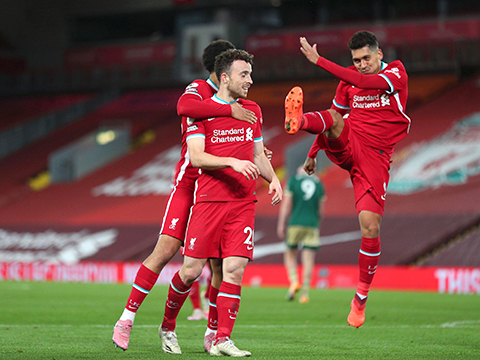 Liverpool: Nhà vô địch đã biết cách đá xấu xí