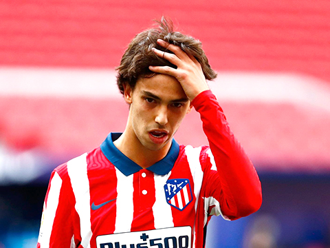 Trực tiếp Atletico vs Salzburg: Thức giấc đi, Joao Felix!
