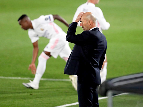 Real Madrid: Thức giấc đi, cảm giác chiến thắng
