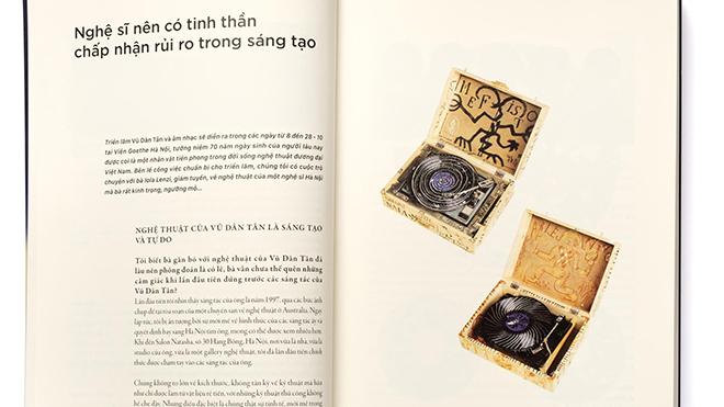 Cùng Đào Mai Trang 'Song hành với nghệ thuật'