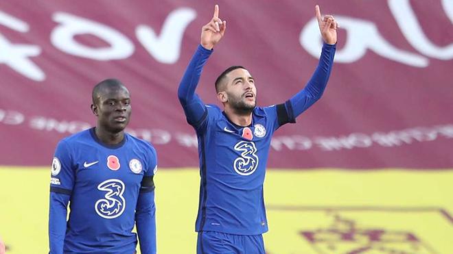 Trực tiếp Chelsea vs Rennes: Vươn mình nữa lên, chồi xanh Ziyech