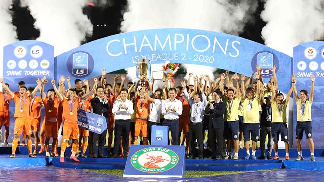 bóng đá Việt Nam, tin tức bóng đá, bong da, tin bong da, Quảng Nam, Bình Định, Bình Định thăng hạng, V League, lịch thi đấu V League, BXH V League