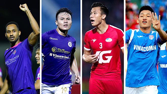 bóng đá Việt Nam, tin tức bóng đá, bong da, tin bong da, lịch thi đấu V League, BXH V League, Sài Gòn vs Viettel, Than QN vs Hà Nội, trực tiếp bóng đá V League