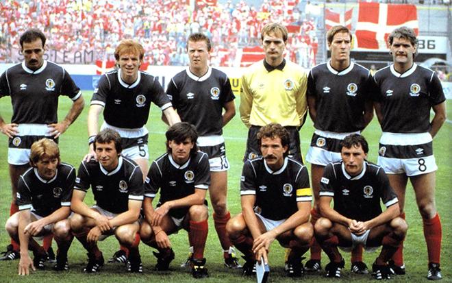 Sir Alex, Alex Ferguson, Cơn thịnh nộ của Alex Ferguson tại Mexico 86, World Cup, World Cup 1986, đội tuyển Scotland, bong da, bóng đá, MU, bong da hom nay, tin bong da