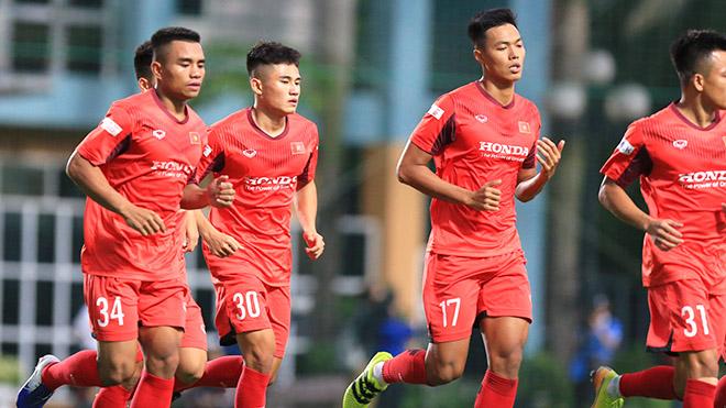 Nguyễn Phi Hoàng, cầu thủ 17 tuổi lên đội U22 Việt Nam: Phía trước là bầu trời