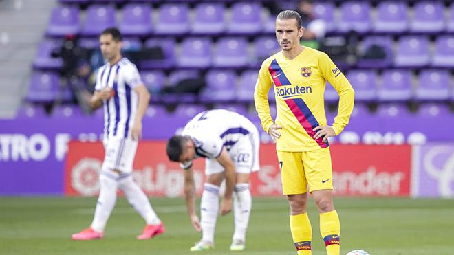 Griezmann chia tay La Liga: Thảm họa chưa dừng lại