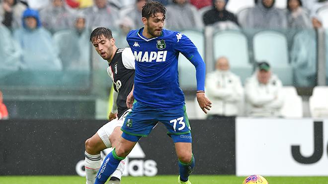 Trực tiếp bóng đá Sassuolo vs Juventus: Tấn công nhà vô địch