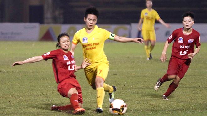 bóng đá Việt Nam, tin tức bóng đá, bong da, tin bong da, tuyển nữ VN, HLV Mai Đức Chung, Huỳnh Như, Hải Yến, Tuyết Dung, giải bóng đá nữ VĐQG