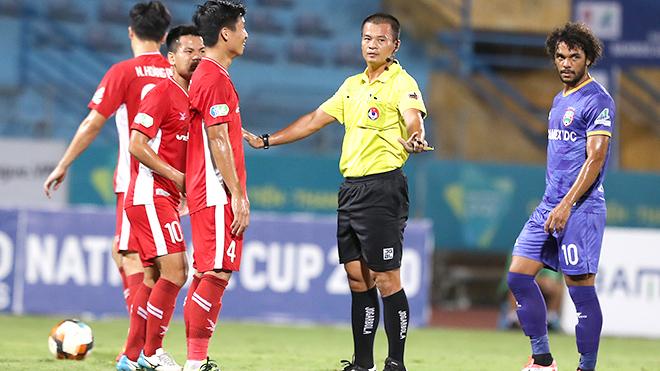 Than Quảng Ninh vs Viettel: Trọng tài là tâm điểm trong cuộc chiến tại đất mỏ?
