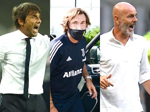 Serie A mùa giải mới: Những cuộc cách mạng của Juve, Inter và Milan