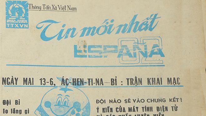 Báo Thể thao & Văn hóa: Từ Tin nhanh Espana 82 đến TT&VH