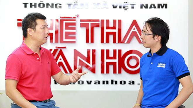 """Bình luận viên Vũ Quang Huy: Thể thao & Văn hóa luôn và cần phải giữ cái """"chất"""" riêng!"""