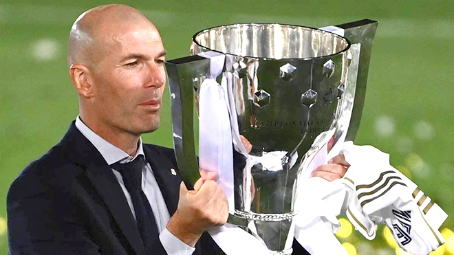 Zinedine Zidane: Tiếng vang của sự im lặng