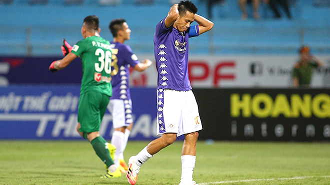 Nếu Hà Nội FC đi chung kết ngược...