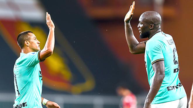 Inter: Tất cả vì ngôi á quân
