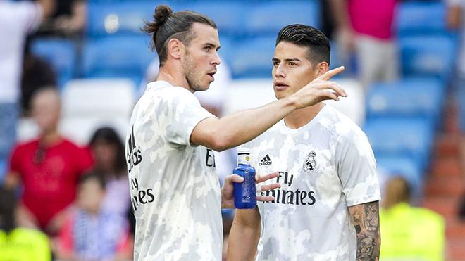 Barca nhìn đi, Hè này Real chỉ bán không mua