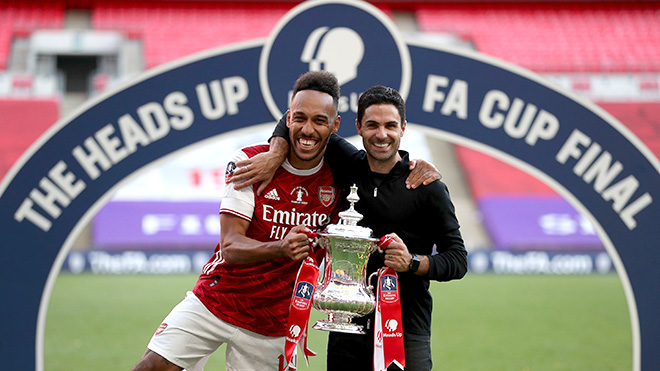Arteta ghi dấu ấn, Arsenal hẹn hò Europa League