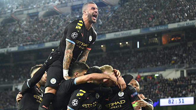 Cúp C1: Tiếng gọi Champions League gõ cửa Man City
