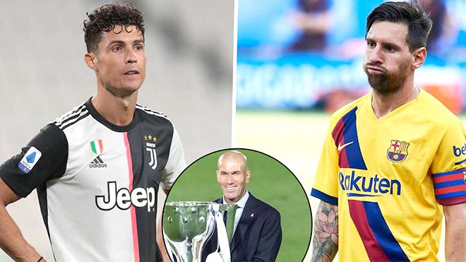 Lượt về vòng 1/8 Champions League: Phép màu từ Messi, CR7 và Zidane?