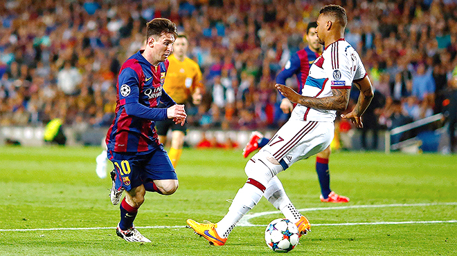 Tứ kết cúp C1: Bayern Munich vs Barcelona sẽ là trận chung kết sớm