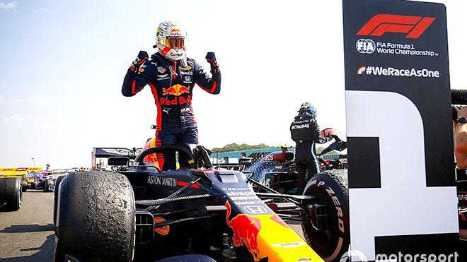 Verstappen đã đánh bại Mercedes như thế nào?