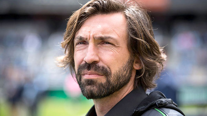 Juventus sẽ đá thế nào với Pirlo?