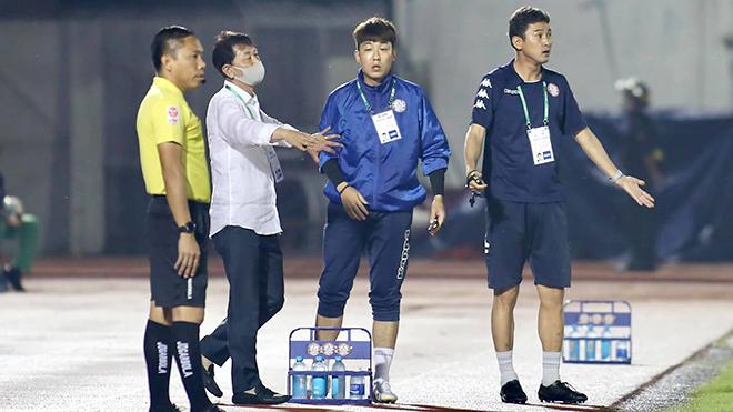 HLV Chung Hae Seong hàn gắn 'mối lương duyên' với CLB TP.HCM