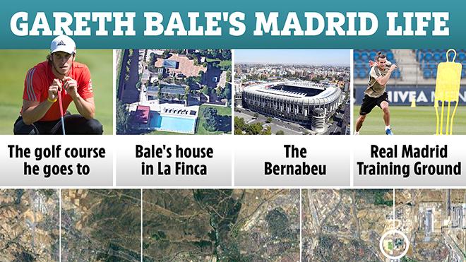 Chuyển nhượng Real, Gareth Bale ở lại Real Madrid, Cuộc sống xa hoa của Gareth Bale ở Madrid, Bale. Gareth Bale, Real Madrid, Chuyển nhượng Real Madrid, Zinedine Zidane