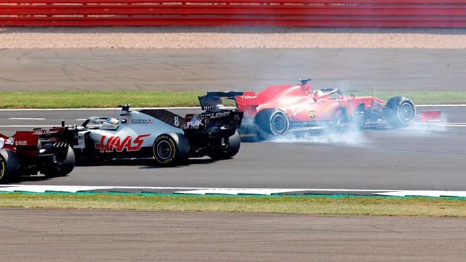 F1, Đua Công thức 1: Chuyện gì đã xảy ra với Sebastian Vettel? F1 2020, Sebastian Vettel, Vettel, Hamilton, Lewis Hamilton, Ferari, Mercedes, Grand Prix Anh
