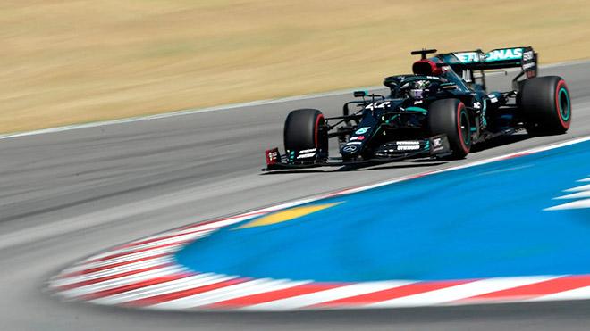Chặng đua Spanish Grand Prix 2020: Hamilton không có đối thủ