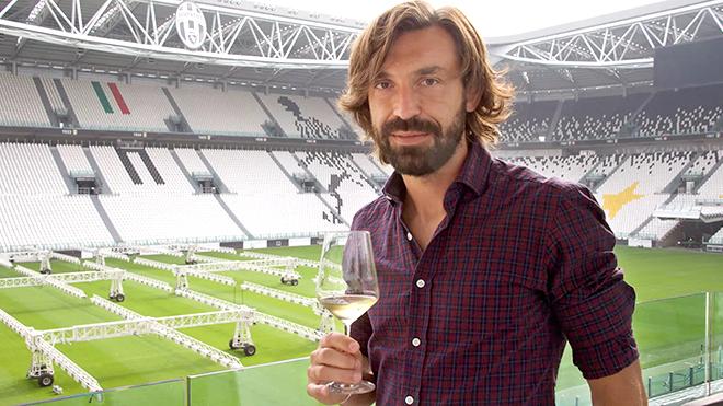 Juventus: Pirlo sẽ làm HLV hay như làm rượu ngon?