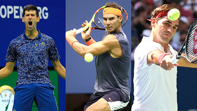 Tennis: Có một Mỹ mở rộng rất khác