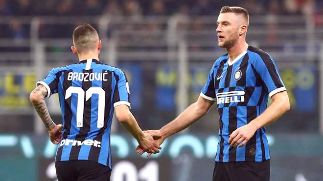 Inter dồn tiền nâng cấp tuyến giữa