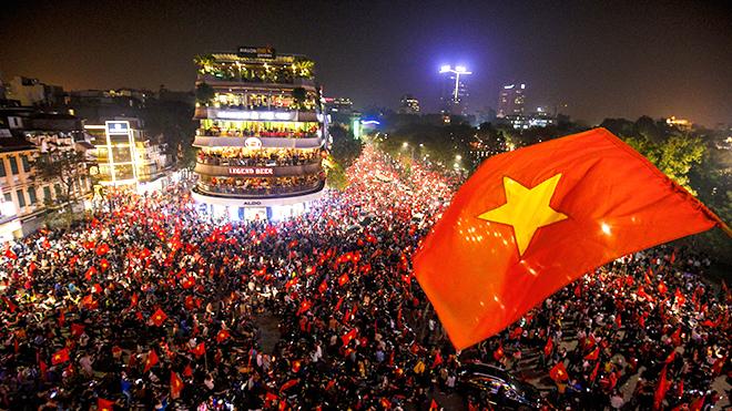 Thể thao Việt Nam bay lên cùng Ngày Độc lập 2/9