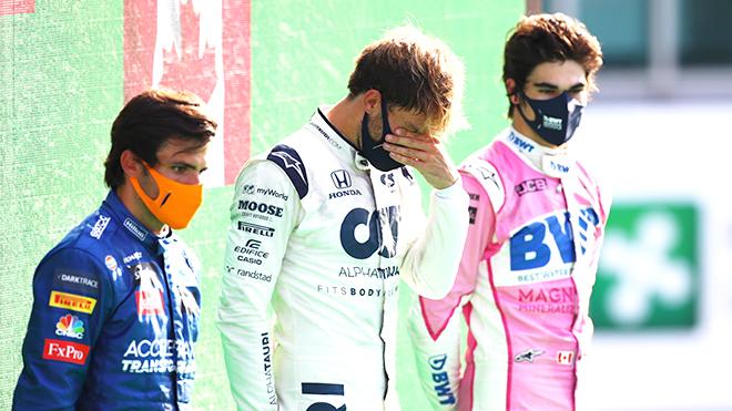 Dư âm chặng Italian Grand Prix: Hứa hẹn những chặng đua hấp dẫn