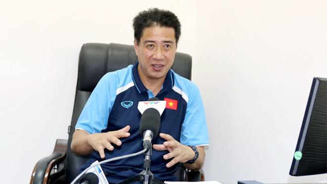 bóng đá Việt Nam, tin tức bóng đá, bong da, tin bong da, VFF, GDKT VFF, Adachi, ra mắt GDKT Adachi, V League, Cup QG, lịch thi đấu tứ kết Cup QG