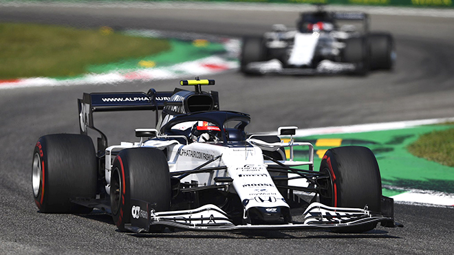 Chặng Italian Grand Prix: Gasly chiến thắng, Hamilton chỉ về thứ 7