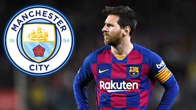 Trực tiếp bóng đá Man City vs Newcastle: Mua Messi có làm Man City vĩ đại?