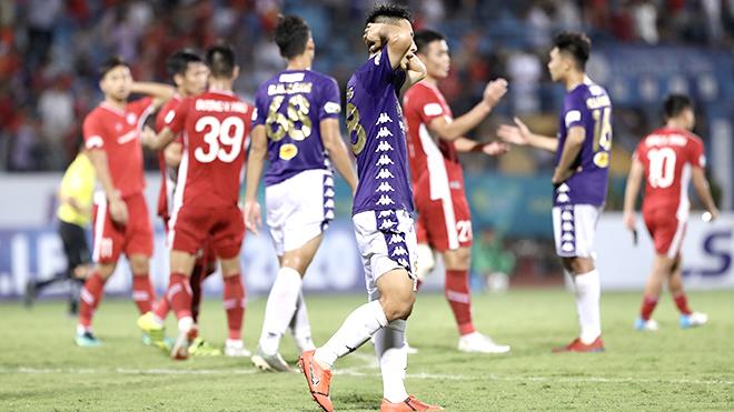 Cả V-League dòm ngó Hà Nội FC