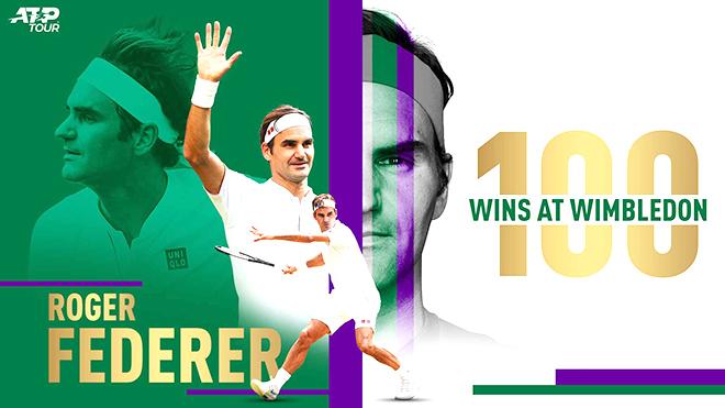 Roger Federer: 10 trận đấu đáng nhớ nhất ở Wimbledon