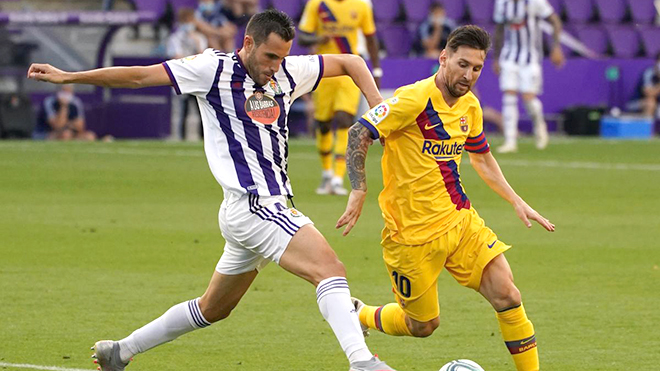 Barcelona: Sống mòn cùng Messi